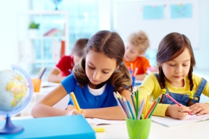 two-girls-learning-in-a-classroom